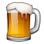 Beer Mug on Apple iOS 4.0