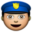 Police Officer on Apple iOS 4.0