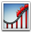 Roller Coaster on Apple iOS 4.0