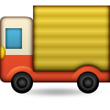 Articulated Lorry on Apple iOS 5.1
