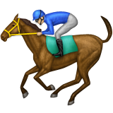 Horse Racing on Apple iOS 5.1