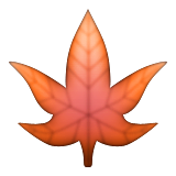 Maple Leaf on Apple iOS 5.1