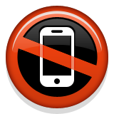 No Mobile Phones on Apple iOS 5.1