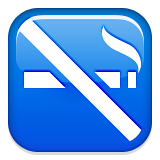 No Smoking on Apple iOS 5.1