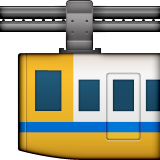 Suspension Railway on Apple iOS 5.1