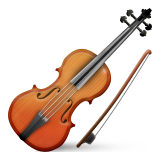 Violin on Apple iOS 5.1