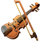 Violin on Apple iOS 11.3