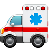 Ambulance on Apple iOS 12.1