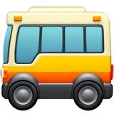 Bus on Apple iOS 12.1