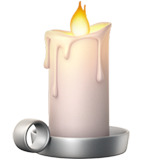 Candle on Apple iOS 12.1
