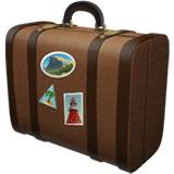 Luggage on Apple iOS 12.1