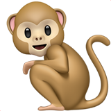 Monkey on Apple iOS 12.1