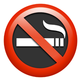 No Smoking on Apple iOS 12.1