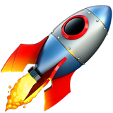 Rocket on Apple iOS 12.1