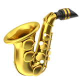 Saxophone on Apple iOS 12.1