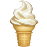 Soft Ice Cream on Apple iOS 12.1