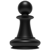 Chess Pawn on Apple iOS 12.2