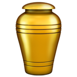 Funeral Urn on Apple iOS 12.2