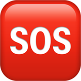 SOS Button on Apple iOS 12.2