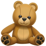 Teddy Bear on Apple iOS 12.2