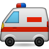 Ambulance on Apple iOS 6.0