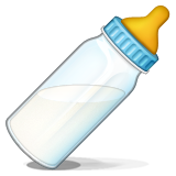 Baby Bottle on Apple iOS 6.0