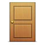 Door on Apple iOS 6.0