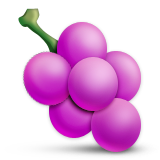 Grapes on Apple iOS 6.0