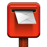 Postbox on Apple iOS 6.0