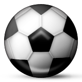 Soccer Ball on Apple iOS 6.0