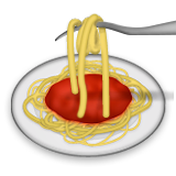 Spaghetti on Apple iOS 6.0