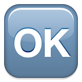 OK Button on Apple iOS 6.0