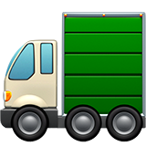 Articulated Lorry on Apple iOS 13.1