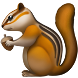 Chipmunk on Apple iOS 13.1