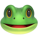 Frog on Apple iOS 13.1