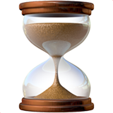 Hourglass Not Done on Apple iOS 13.1