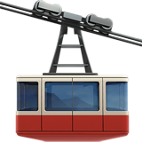 Mountain Cableway on Apple iOS 13.1