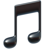 Musical Note on Apple iOS 13.1