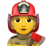 Firefighter on Apple iOS 13.2