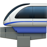 Monorail on Apple iOS 13.2