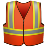 Safety Vest on Apple iOS 13.2