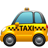 Taxi on Apple iOS 13.2