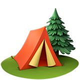 Camping on Apple iOS 13.3