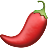 Hot Pepper on Apple iOS 13.3