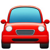 Oncoming Automobile on Apple iOS 13.3