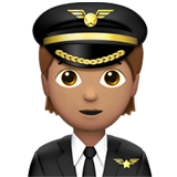 Pilot: Medium Skin Tone on Apple iOS 13.3