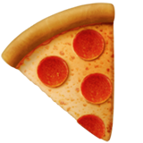 Pizza on Apple iOS 13.3