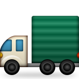 Articulated Lorry on Apple iOS 9.0