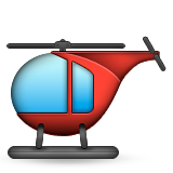 Helicopter on Apple iOS 9.0