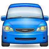 Oncoming Automobile on Apple iOS 9.0